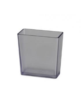 Pudełko wysokie transparentny - 100x49x98 mm Elfa
