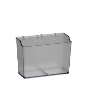 Pudełko organizatora wąskie Elfa transparentny - 80x60x112 mm