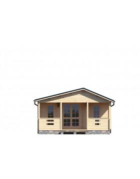 Drewniany domek letniskowy Marsylia II