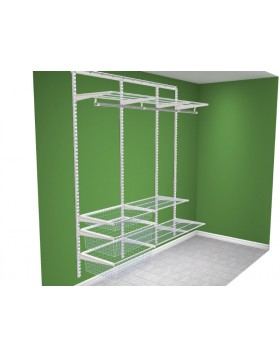 Garderoba Elfa -Cassis