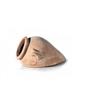 Donica lężąca ceramiczna średnica 55 cm, wysokość 28 cm