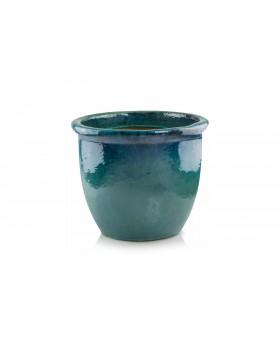 Donica ceramiczna   Glazed 352 Pot 40x32 cm