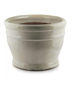Donica ceramiczna   Glazed Chalice 44x31 cm