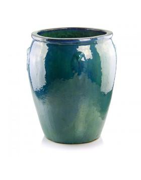 Donica ceramiczna   Glazed Dzban Duży 49x48 cm