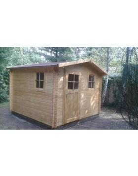 Sauna zewnętrzna-ogrodowa Stokrotka