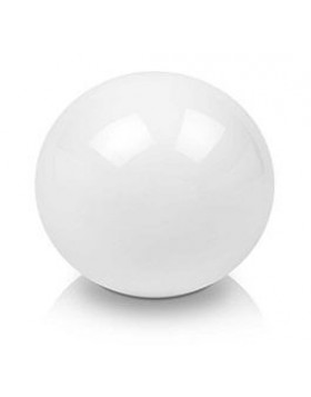 Dekoracyjna kula ceramiczna średnica 15 cm - 2 sztuki