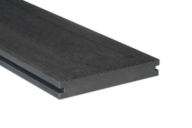 Deska Solid – antracyt 2000x150x21 mm