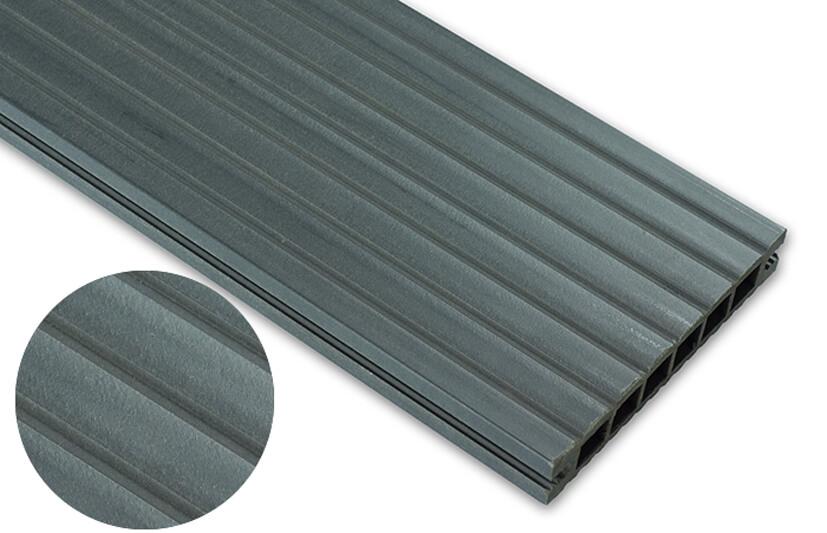 Deska standard – grafit – szeroki rozstaw 2200x140x22 mm