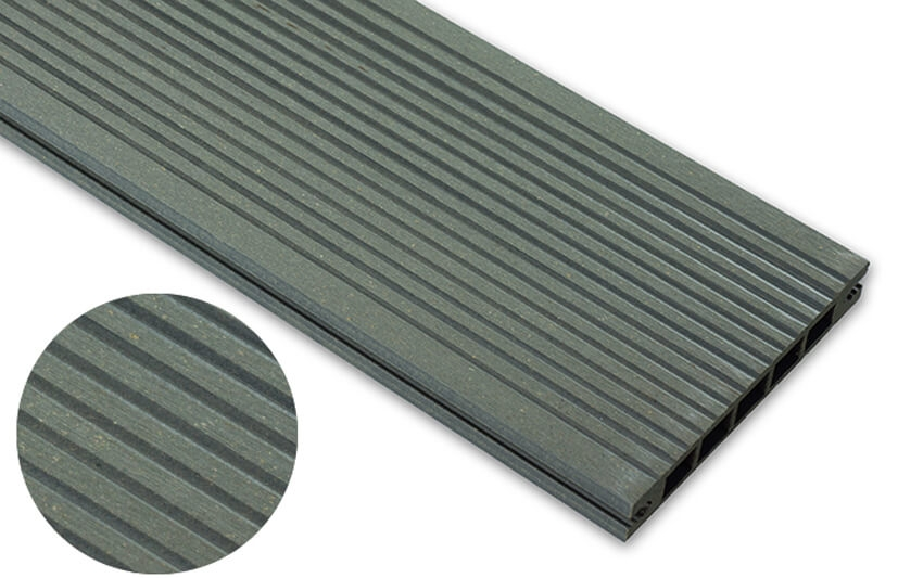 Deska szlifowana – grafit – wąski rozstaw 2200x140x22 mm