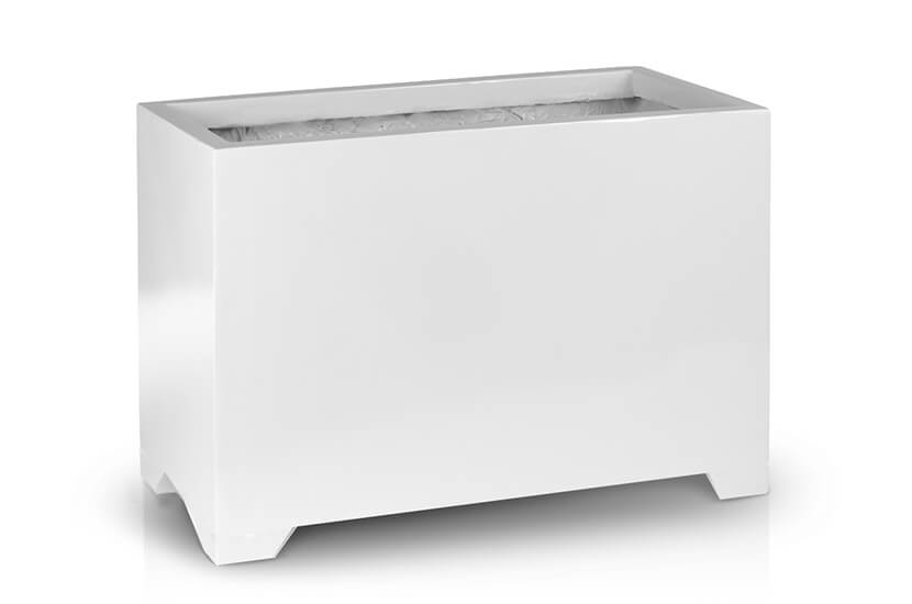 Donica Fiberglass 60x30x36 cm