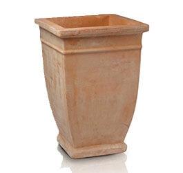 Donica TUS Rick Pot; średnica 49 cm; wysokość 58 cm