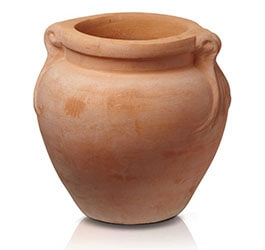 Donica TUS Tassel Pot; średnica 22 cm; wysokość 31 cm