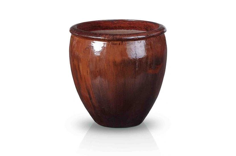 brown red- średnica 64 cm; wysokość 60 cm