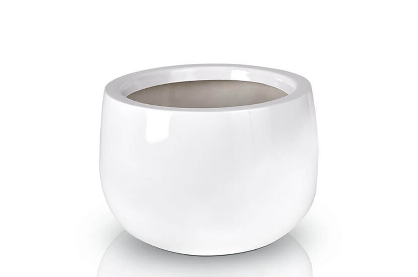 Donica Fiberglass Bowl 45x32 cm