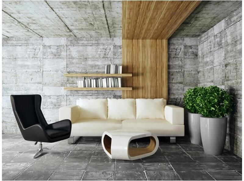 Donica Fiberglass cygaro - graphite, wysokość 100 cm, średnica 55 cm