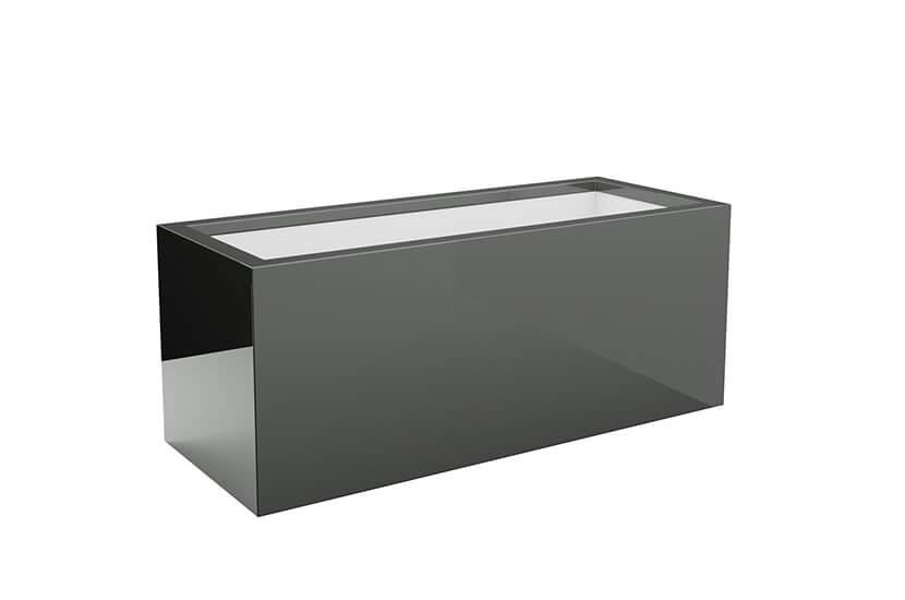 Donica mrozoodporna Fiberglass 50x230x40 cm
