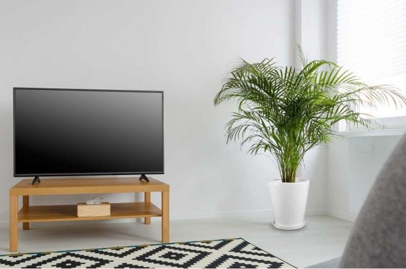 """Donica (""""palmówka"""") ceramiczna z podstawkiem komplet 3 sztuki,"""