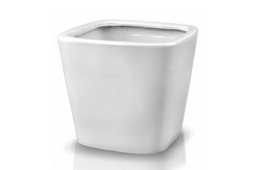 Komplet 3-donic ceramicznych-szkliwionych