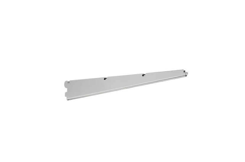 Wspornik półki ażurowej VS 50 platinum - 73x13x500 mm Elfa