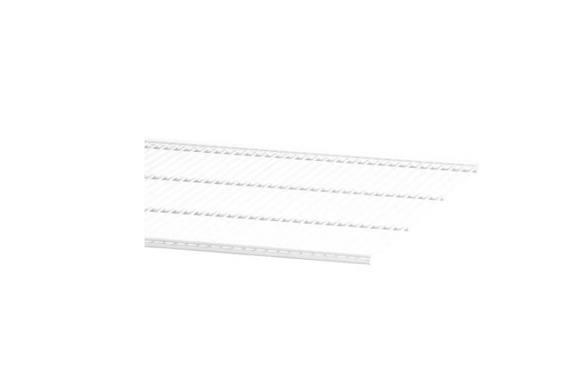 Półka ażurowa 50 kolor biały 14x494x450 mm
