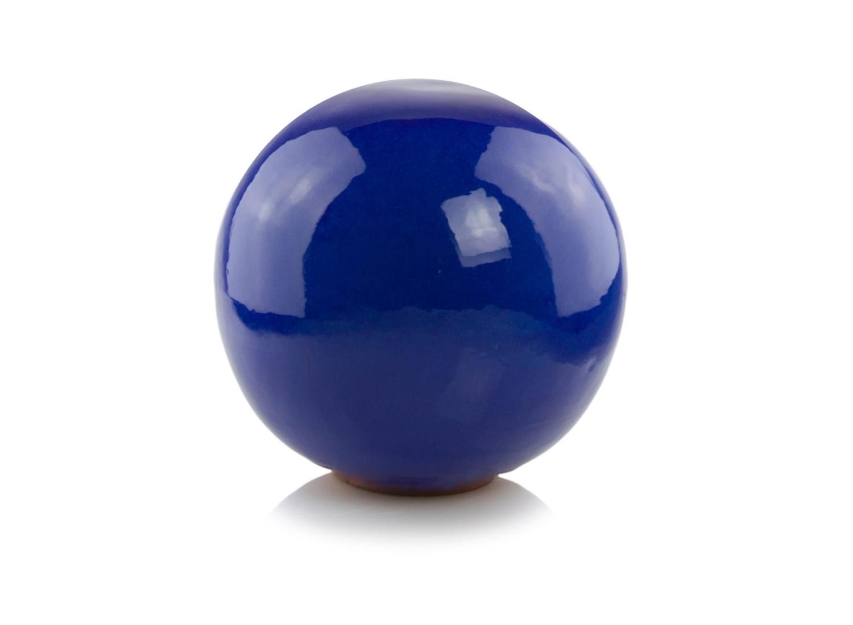 Kula ogrodowa Kobalt średnica 25 cm