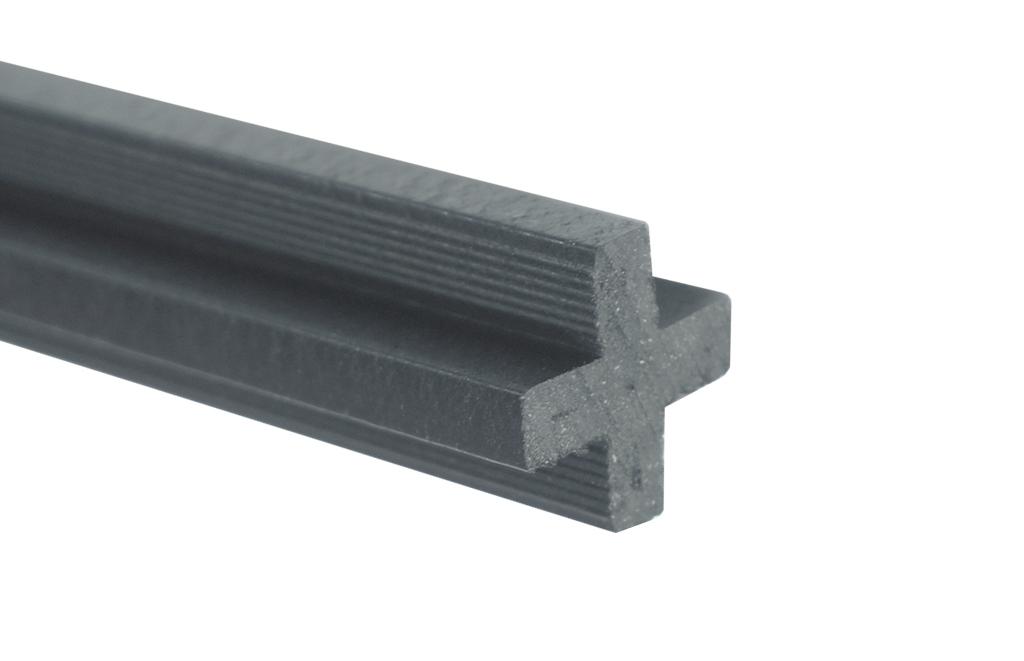 Łącznik krzyżakowy - grafit 2400x22x22 mm