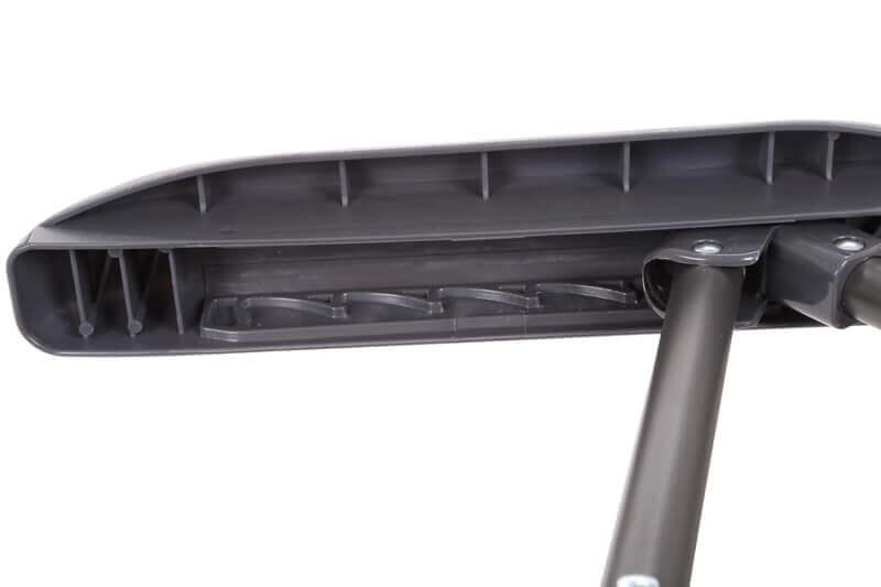 Leżak ogrodowy aluminiowy Ventura Grey