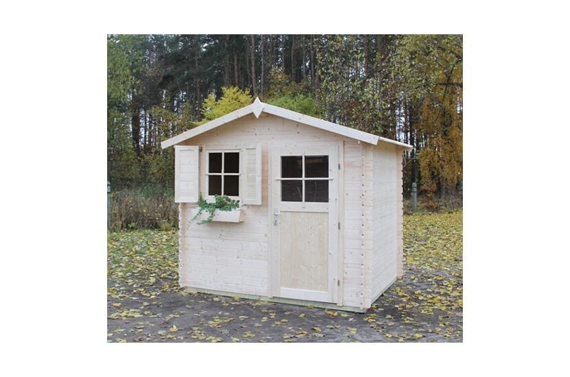 Domek ogrodowy Margaretka