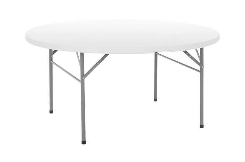 Stół cateringowy okrągły składany Ø 120 cm