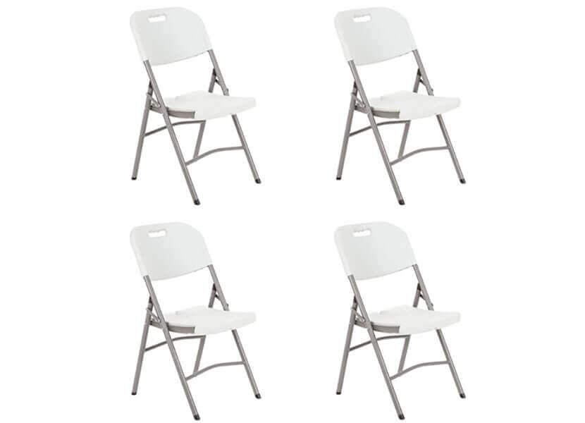 Zestaw krzeseł cateringowych premium