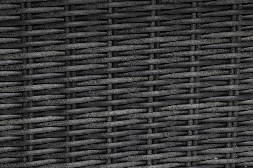 Meble ogrodowe technorattanowe Alicante Grey / Grey