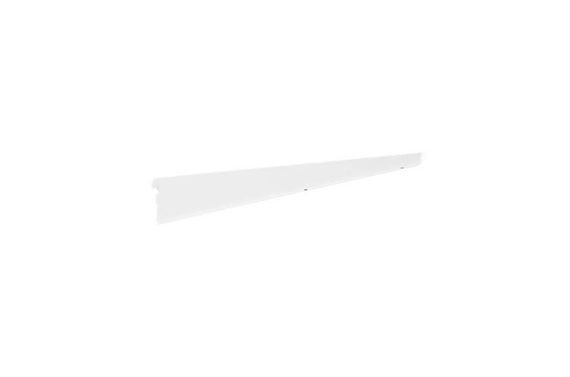 Wspornik półek obcych, kolor biały - 73x13x470 mm Elfa