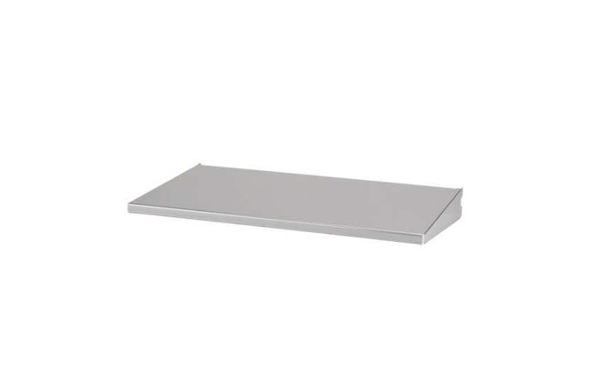 Półka dwustronna platinum - 48x267x442 mm Elfa
