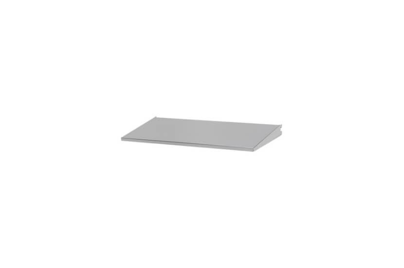Półka dwustronna platinum - 48x267x598 mm Elfa