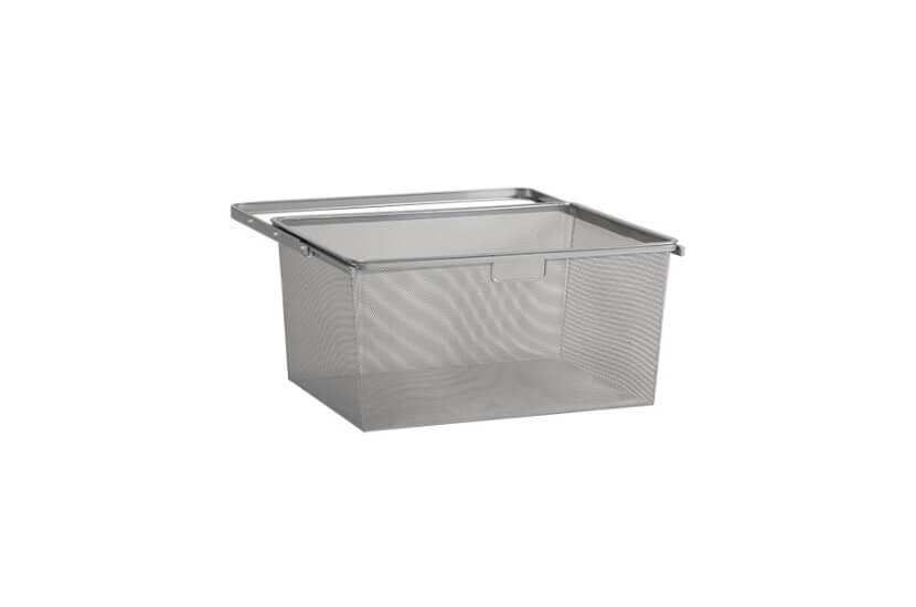 Kosz+rama Elfa 40 platinum - 285x430x605 mm