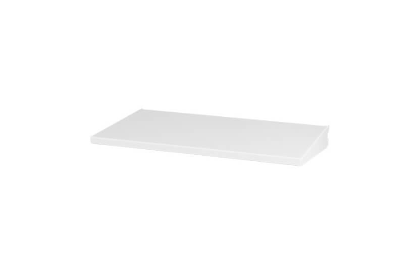 Półka dwustronna biały - 48x267x442 mm