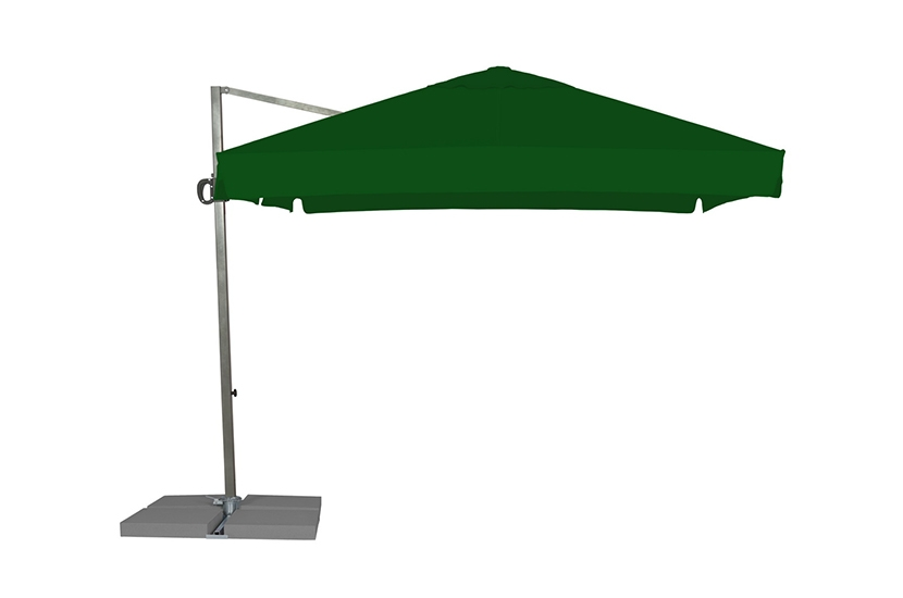 Parasol ogrodowy Rio 300 cm zielony