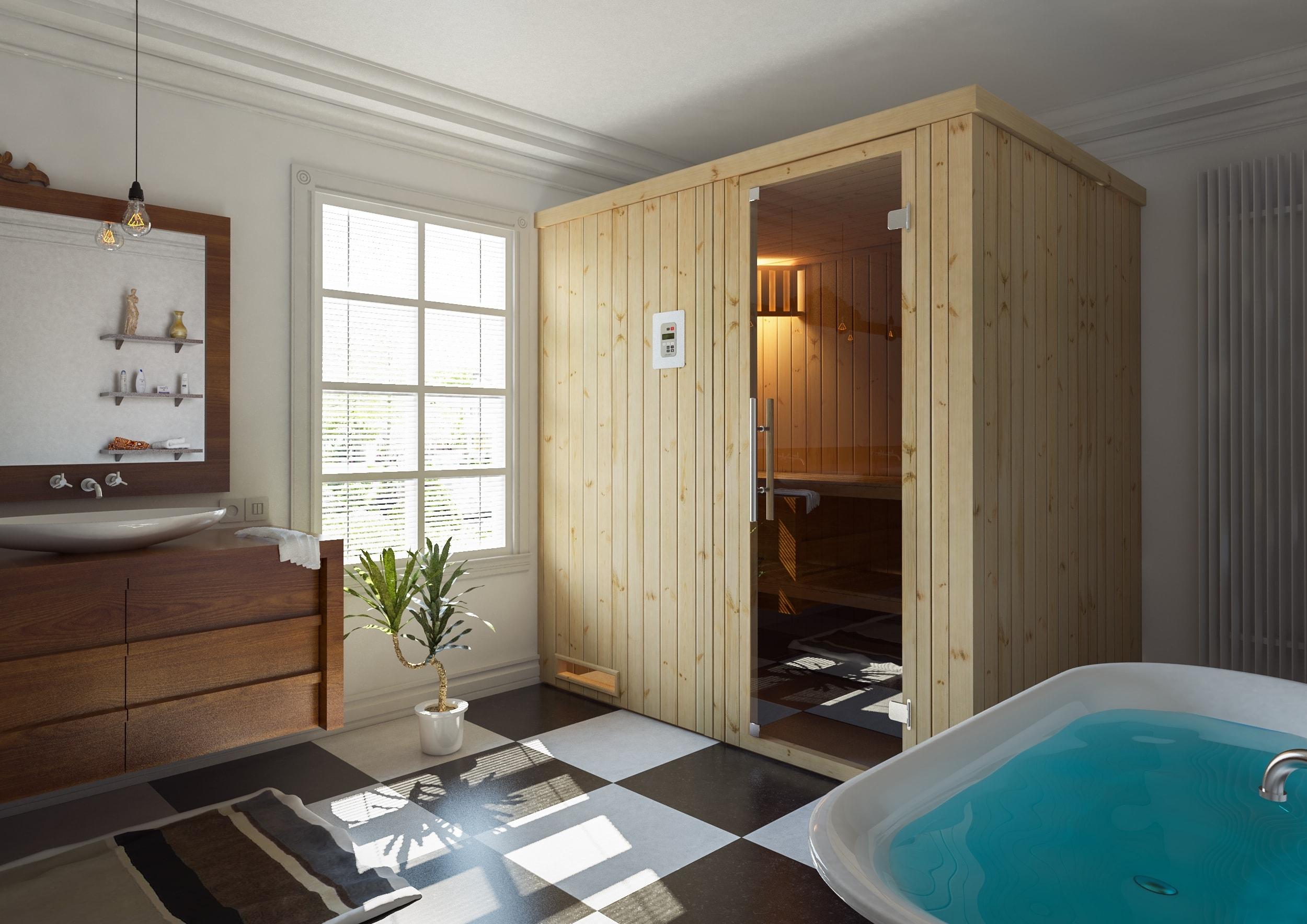 Sauna fińska 2525W0