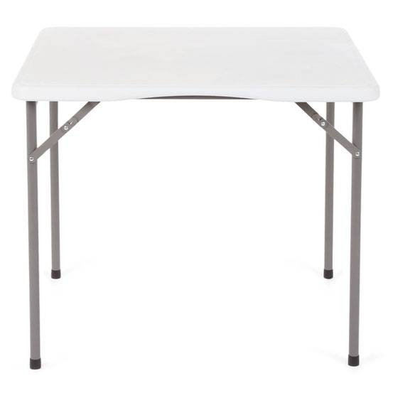 Stół cateringowy kwadratowy 88 cm