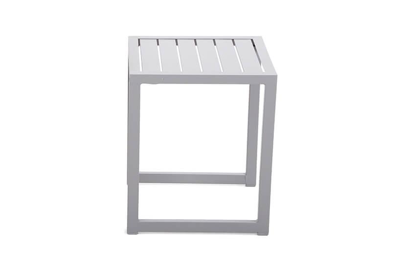 Stolik aluminiowy Chepa Silver
