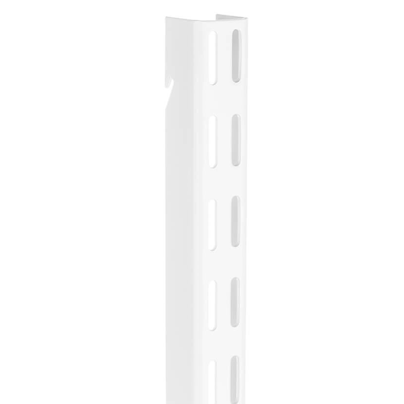 Szyna pionowa H biały 25x25x2140 mm