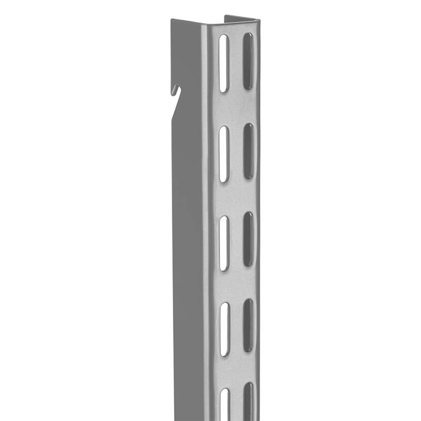 Szyna pionowa H platinum 25x25x2300 mm