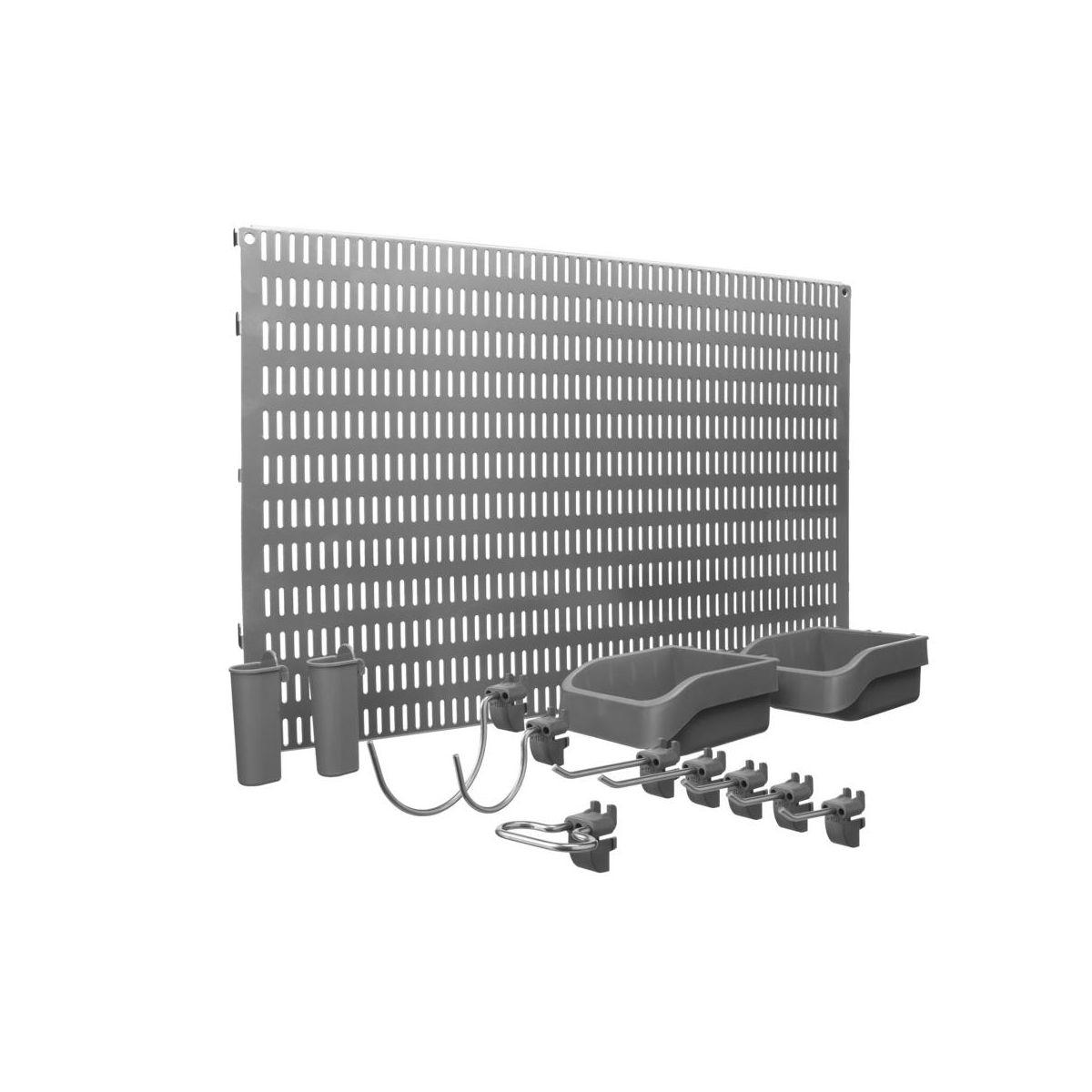 Zestaw Utility z organizatorem Elfa biały - 60x39x7 mm