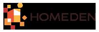 Homeden logo